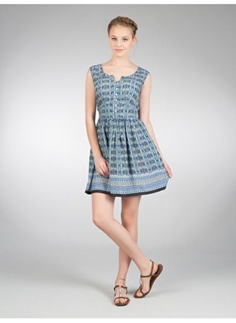 Colin's Yazlık Elbise Mavi